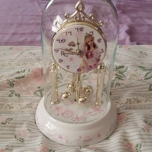 Barbie clock
